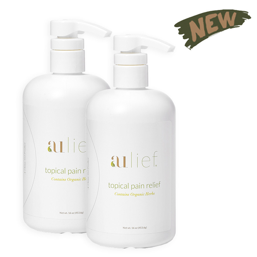 Aulief 16 oz. Bottle Buy One / Get One FREE