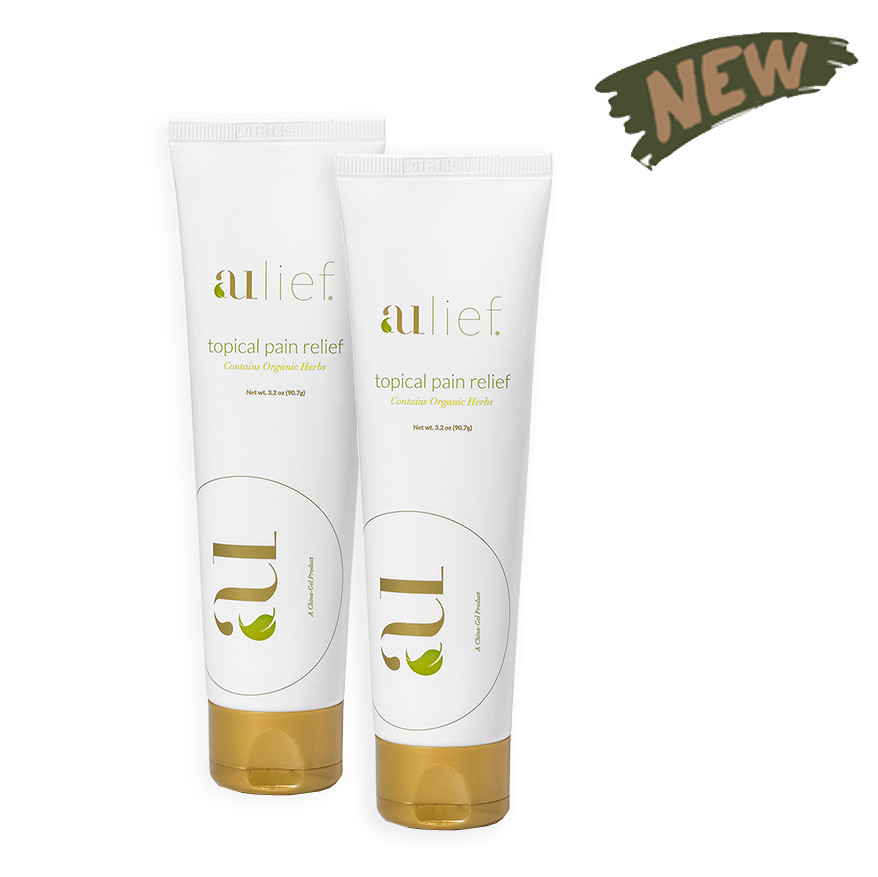Aulief 3.2 oz.Tube  Buy One / Get One FREE
