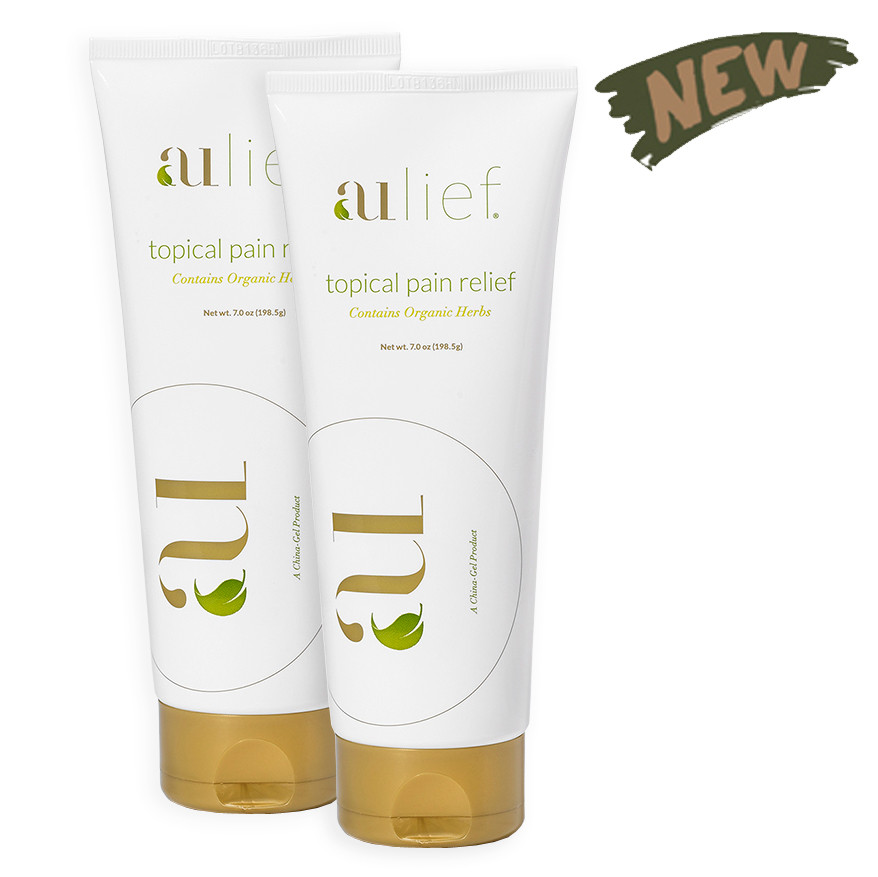 Aulief 7 oz. Tube Buy One / Get One FREE