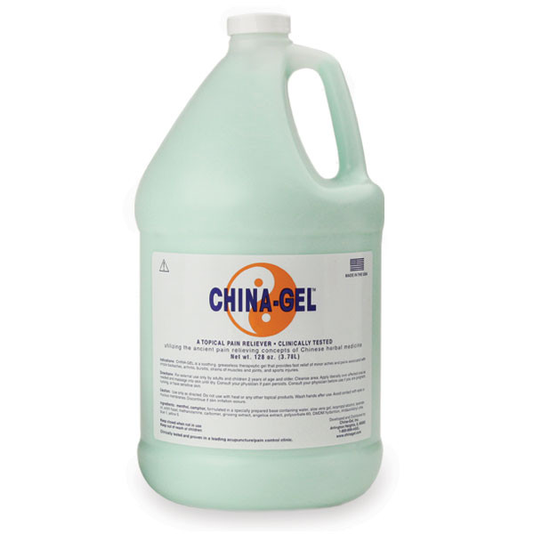 China-Gel Gallon with Pump